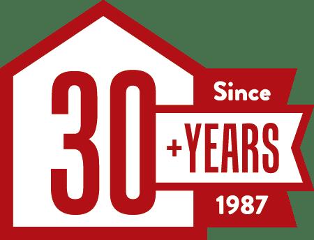 Helitech 30th Anniversary Logo