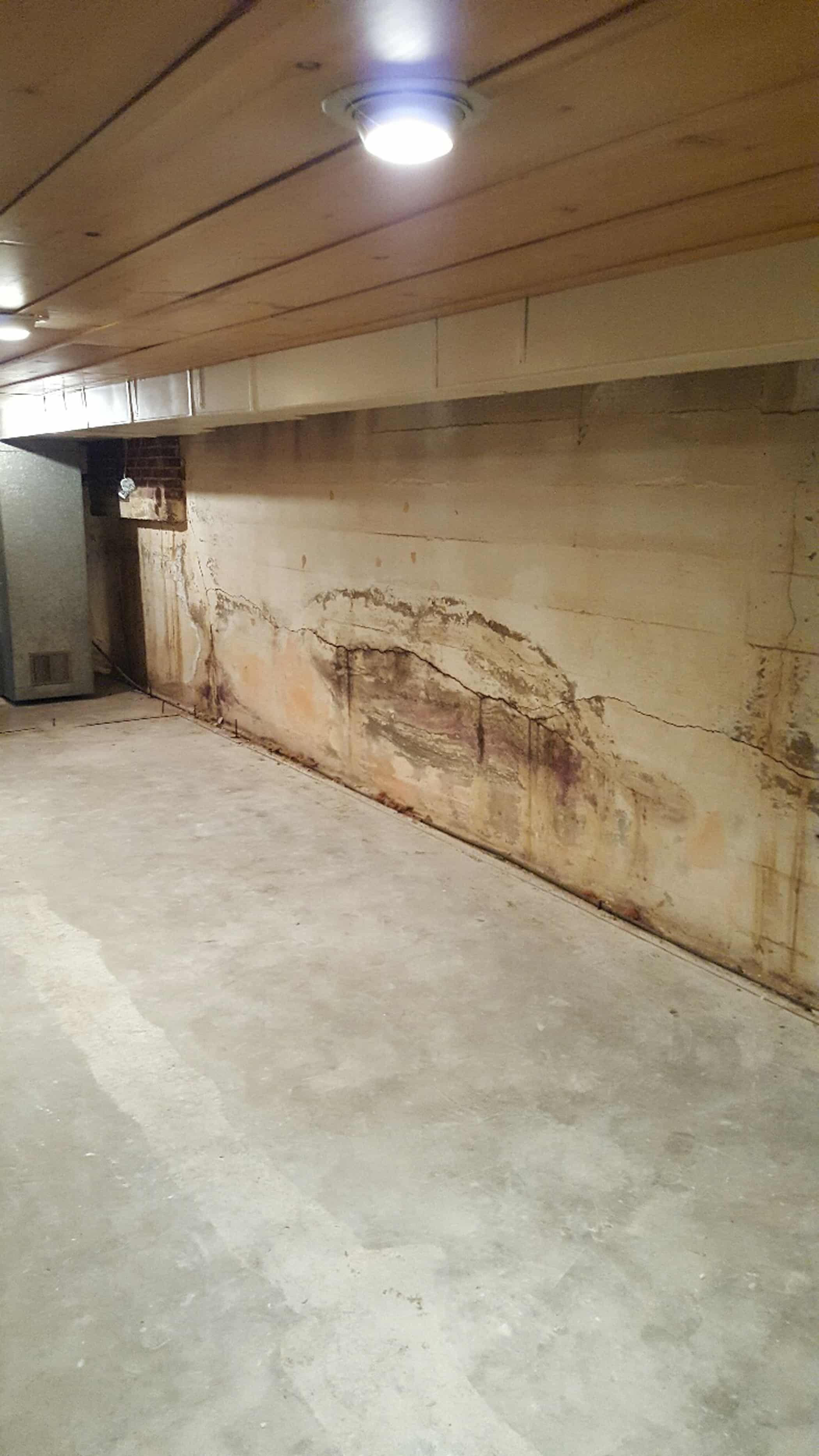 Basement Waterproofing In St Charles. Location: St Charles, MO