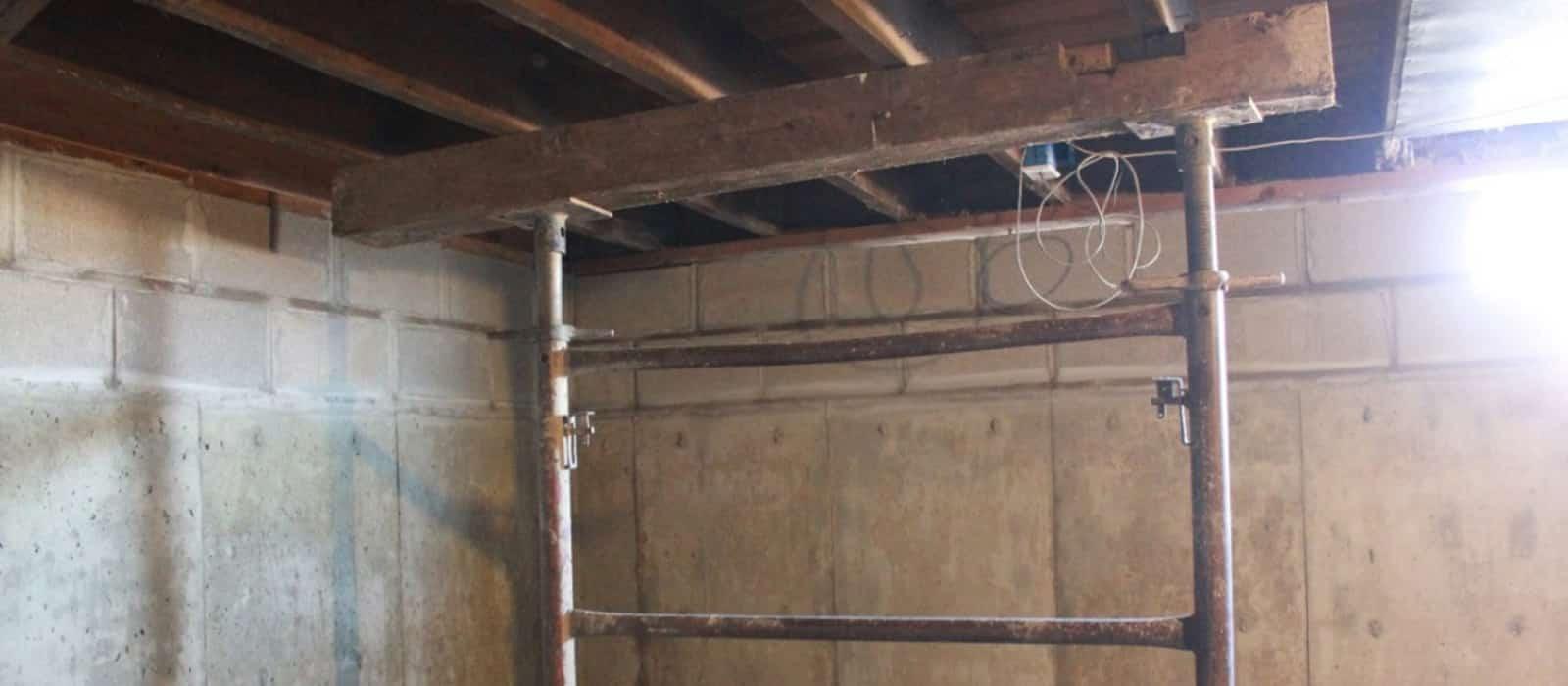 Basement Waterproofing In Belleville Il