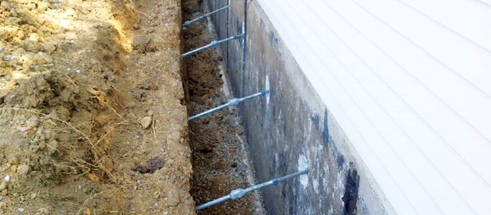 Basement Wall Repair In Decatur IL