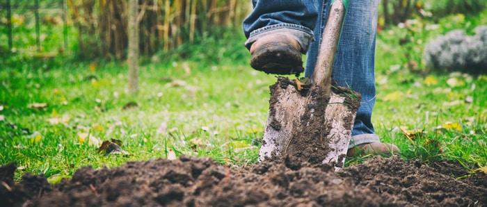 Pressure in Soil